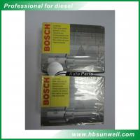 China 6L Diesel Injector Nozzle Replacement  Bosch F019121191 DLLA144P191 on sale