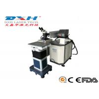 China Hardware Metal Parts Laser Yag Welding Machine With Microscope Observation wholesale