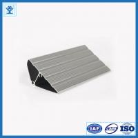 China Powder coating aluminum extrusion profiles T5 - T6 temper for ladder wholesale