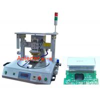 China 0.5 - 0.7MPA Work Air Pressure Hot Bar Soldering Machine with 110 mm X 150 mm Working Area on sale