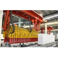 China Industrial AAC Block Machine , AAC Block Manufacturing Unit 12 Person Labor Required wholesale