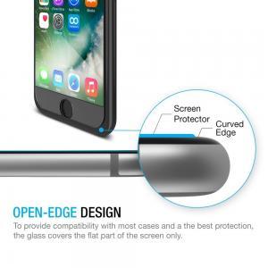 Buy cheap Toughened Iphone 8 Glass Screen Protector , 2.5D Glass Guard Screen Protector from wholesalers