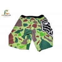 Buy cheap Hawaii Beach Island Printed Board Shorts , CMYK Colors Beach Shorts from wholesalers