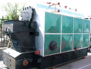 China Double Drum Water Tube 30 Ton/H SZL8 A2 Coal Burning Boiler wholesale