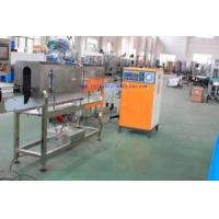 China Semi-Automatic Sleeve Labeling Machine with Steam Generator wholesale