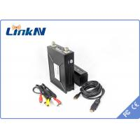 China 2KM NLOS UGV AGV COFMD Digital hd wireless video transmitter For Gound To Ground wholesale