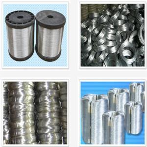 China spirale galvanizuar teli hekuri wholesale