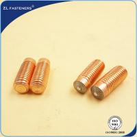 China Special Half Thread ISO13918 Arc Welding Stud For Welding Machine M5~ M20 wholesale