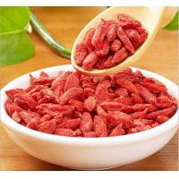 China Full Nutritions No Sugar Added Dried Fruit Dried Wolfberries Vitamins Contained wholesale