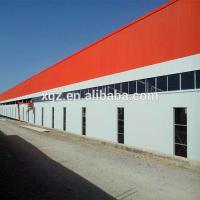 China Light Frame Prefabricated Steel Building Industrial Shed wholesale