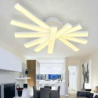 new arrival modern led ceiling lights for living room bedroom remote control dimming. Black Bedroom Furniture Sets. Home Design Ideas