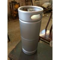 China 5gallon US beer keg stainless steel 20L slim beer keg for micro brewery wholesale