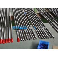 China TP316L Seamless Hydraulic Tubing Bright Annealed 400 # Outside Polished wholesale