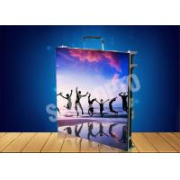 China Large Video P4 outdoor smd led display advertisement 500mm x 500mm Cabinet wholesale