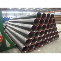 China ASTM A53 Gr B Carbon Steel Tubing / Tube Hot Rolled Q345 LSAW wholesale