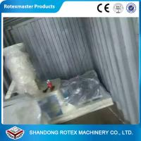 China 500-600 KG / H  Reducer Transmission Flat Die Pellet Making Machinery wholesale