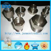 Wholesale Stainless steel hydraulic fittings,Stainless steel hydraulic pipe fittings,Stainless steel 304 threading connecting end from china suppliers