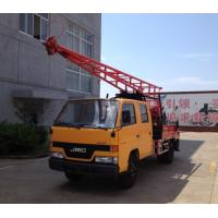 China Hydraulic Chuck Truck Mounted Drilling Rig large input power and output torque wholesale