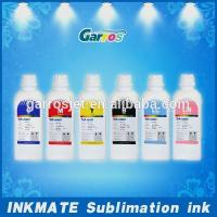 China DX5 DX7 Sublimation Ink for Heat Transfer Sublimation Inks with 6 Color wholesale