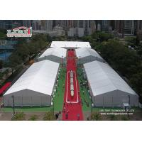 China Water Proof PVC Marquee Tent For Cooperation Events And Ceremony Promotion wholesale