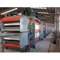Quality Double Facing Continuous Phenolic Sandwich Panel Machine for sale