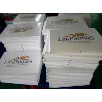 China Customized Printed A4 / A5 4.3 Video Booklet , Lcd Video Brochure For Presentation wholesale