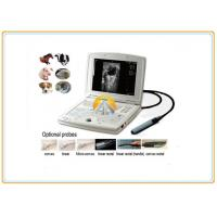 Laptop Veterinary Ultrasound Scanner , Digital Livestock Ultrasound Equipment
