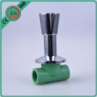 China High Temperature Air Control Valve PPR / Brass Material Simple Operation wholesale