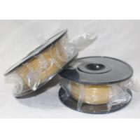 China 1.75mm / 3mm PVA Water Soluble filament for 3D printing , 0.5kg / spool wholesale
