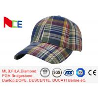 China Colorful 6 Panels Sports Fitted Hats Adjustable Custom LOGO For Unisex wholesale