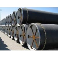 China ASTM A36 Double Submerged Arc Welded Pipe , Oil / Gas Steel Pipe For Construction wholesale