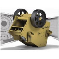China Hydraulic Adjustment Toggle Jaw Crusher 60-120 M³ / H For Sand Stone Crushing wholesale