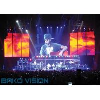 China HD Pixels Indoor Fixed LED Display P1.6mm SMD1010 480X480mm Chassis For Stage wholesale