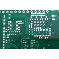 Buy cheap 4 layers 1.6mm 1oz HASL surface treatment multilayer PCB board with blind vias from wholesalers