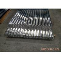 Quality 1100 3003 Aluminium Roofing Sheet , Construction Corrugated Aluminum Sheet for sale