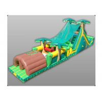 ... course inflatable Images - buy vertical rush obstacle course