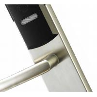 China Standard Latches Intelligent Electronic Door Lock RFID Card Open 282.5 * 77.5mm wholesale