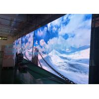 China 4K Front Service Indoor Fixed LED Display with High Refresh for Wall Mounting wholesale