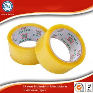 China OEM Heavy Duty BOPP Clear Packaging Tape Wide Polypropylene Film wholesale