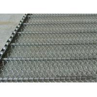 China Electric Furnace Ss Metal Mesh Belt  Anti Friction Custom Design Energy Saving wholesale