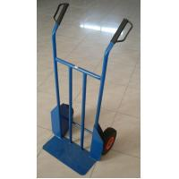 China Metal Hand Trolley with Capacity 150kg (HT1892M(HT1897) RUBBER WHEEL TIRE TYRE GARDEN TOOL wholesale