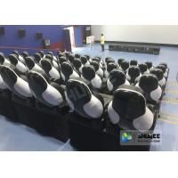 China 80 Movies 5D Simulator For Center Park With Black & Luxury 5D Motion Seat wholesale