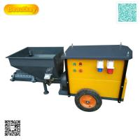 China Small Portable Secondary Structure Column Pump from Concrete Truck on sale