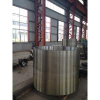 Quality Carbon Steel Forging DIN CK45 ASTM 1045 Forging Cylinder Oil Pipe Part Standard for sale