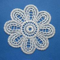 China Transparent Machine Embroidery Backing Stabilizer In 1m*200yard*35micron Size wholesale