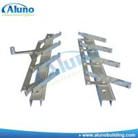China Louver frame with outside slot hull design HOT SALE wholesale