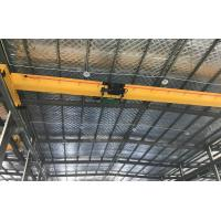 China Heavy Duty Single Beam Overhead Crane to Heavy Machine for Shops , Paper Mills wholesale