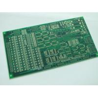 China Lead Free HASL Silkscreen PCB Isola For Medical Control , PCB Board Making on sale