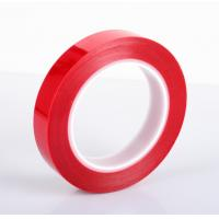 China 25um Polyester Film Silicone Splicing Tape For Release Paper And Liner wholesale