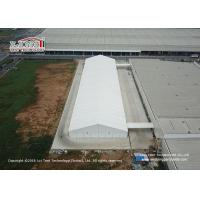 China 2000 Sqm Outside Marquee Tent For Movable Warehouse , Concerts , Reception wholesale